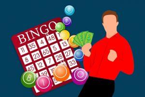 man who wins at bingo